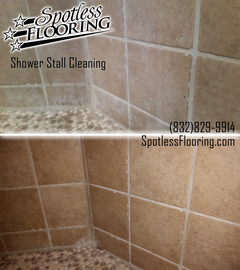 Shower Stall Wall Junk Removal