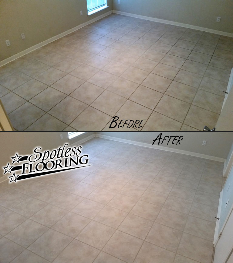 Tile Cleaning and Sealing 77546