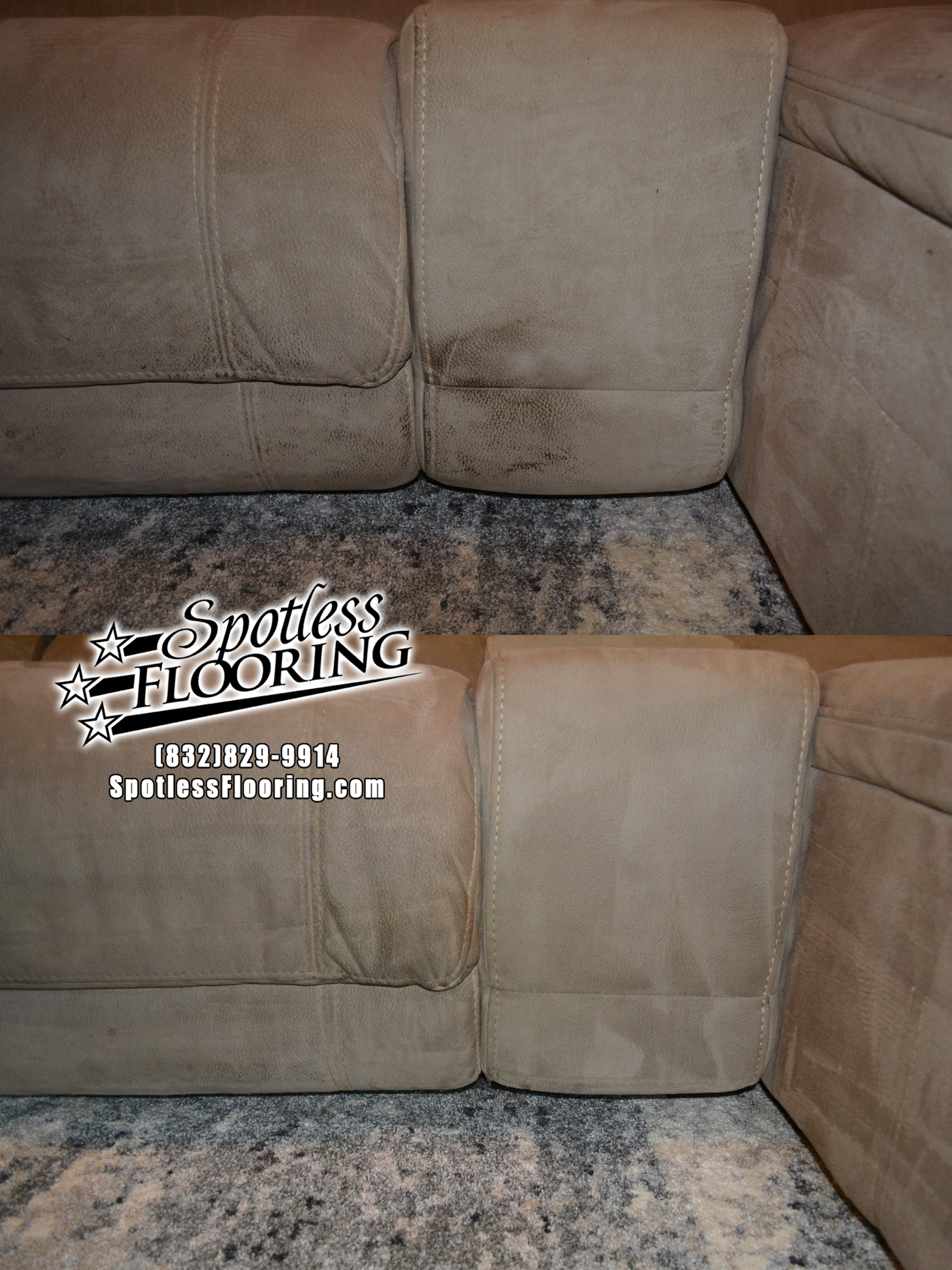 upholstery cleaning 1