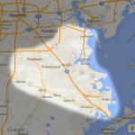 Spotless Flooring Service Map