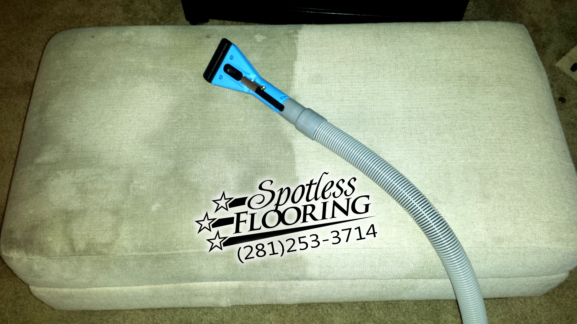 Upholstery Cleaning Professional