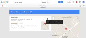 Jimmy John's Webster on Google+