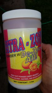 Citra-Zov Powder with De-Zov-All
