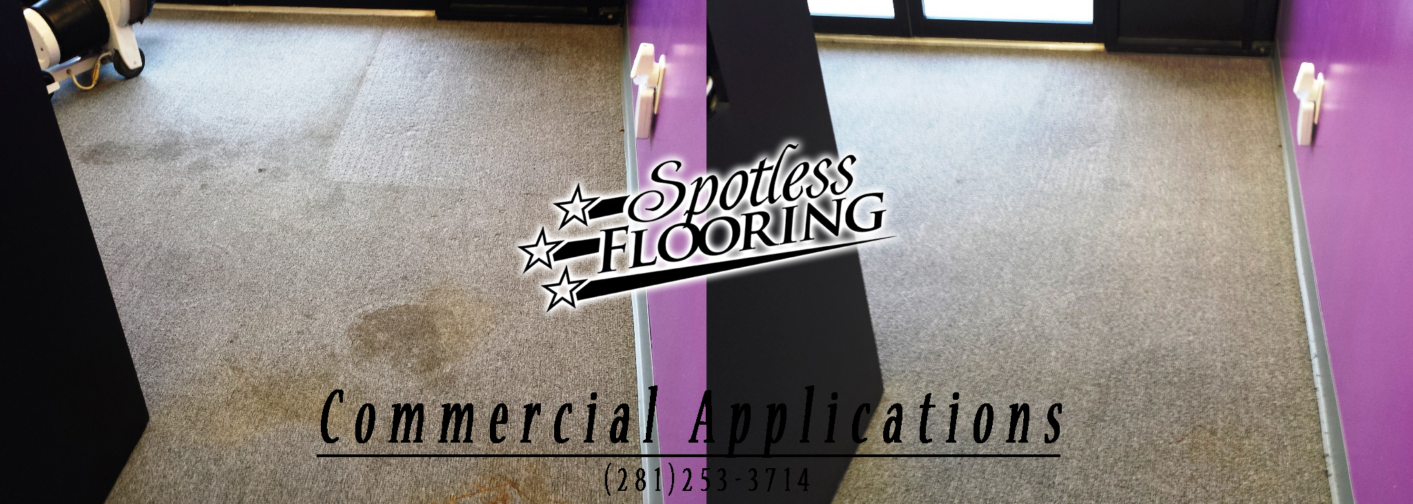 Commercial Carpet Cleaning 1