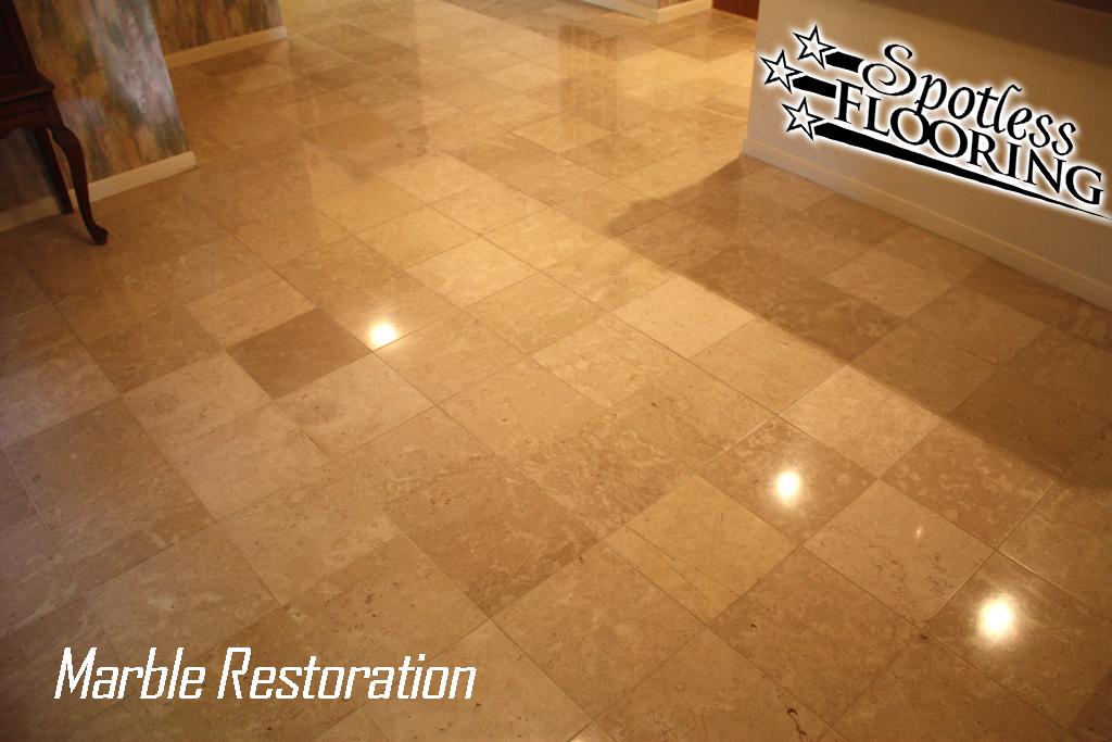 Marble Restoration Kitchen
