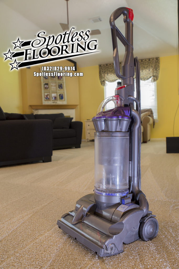 Military Veteran Carpet Cleaner